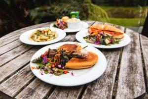 Pūkaha Wildlife Centre -meals